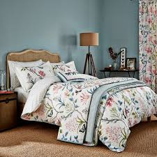 tropical duvet covers sanderson clementine bedding at bedeck 1951