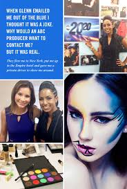 top makeup schools in nyc top makeup school graduate and instructor shaina azad beauty guru