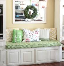 cool banquette dining set tree kitchen gallery and bench cushions