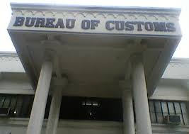 bureau m bureau of customs davao posts p488 5 m collection in august cha