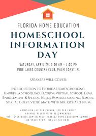 florida home education summit homeschool information day 2017