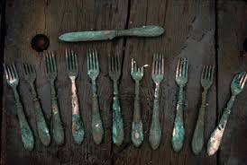 silverware titanic passengers and possessions pictures