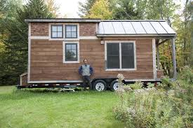 tiny house rentals in new england a vermont tiny house is full of huge possibilities the boston globe