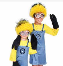 Minion Halloween Costume Kids Halloween Costume Minion Promotion Shop Promotional Kids