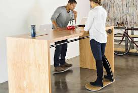 model standing desk image transform your standing desk height