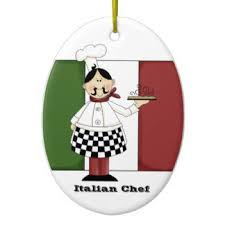 pizza chef ornaments keepsake ornaments zazzle