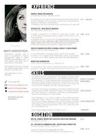 Recruiter Resume Samples by Graphic Design Resume Examples Cvs Resumes Forms Pinterest