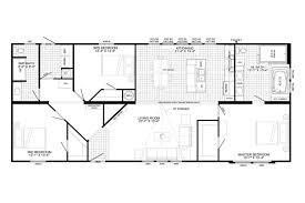 Buccaneer Mobile Home Floor Plans by 73afh28603ah Buccaneer Homes