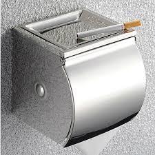 Paper Holder Bathroom Toilet Paper Holder Tissue Holder Wall Mount Sus304