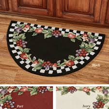 Apple Kitchen Rugs Sale by Fruit Kitchen Decor Touch Of Class