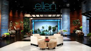 Ellen Degeneres Interior Design Cisco Sparks Up The Ellen Degeneres Show The Network