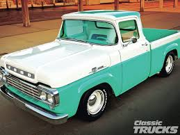 Old Ford Truck Games - 1959 ford f 100 rod network