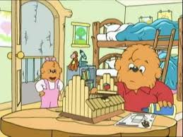 barenstein bears the berenstain bears pet show up and put away ep 31