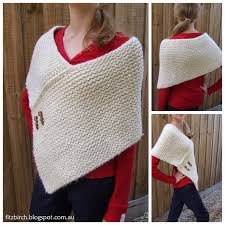fitzbirch crafts loom knit wrap