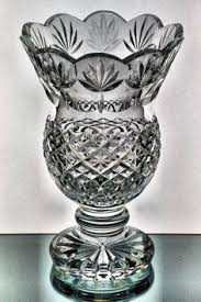 Vintage Waterford Crystal Vases Waterford Crystal Vase Waterford Pinterest Waterford Crystal