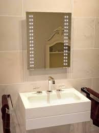 star led bathroom mirror 380 illuminated bathroom mirrors