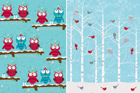 owl christmas wrapping paper my owl barn gift packaging and greeting cards