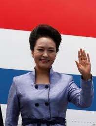 Vanity Fair China Peng Liyuan Is Best Dressed First Lady Vanity Fair Says Photos