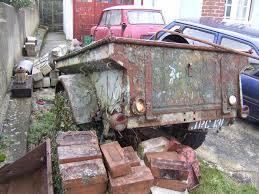 bantam jeep trailer abandoned neglected jeeps rotting away page 232 jeepforum com