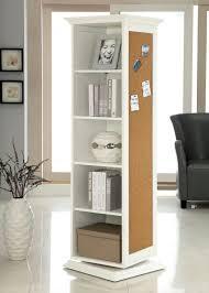 Round Revolving Bookcase Rotating Bookcase Ira Design
