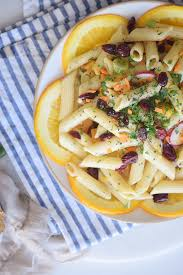 cranberry pasta recipe post thanksgiving feast