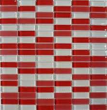 Glass Mosaic Tile Kitchen Backsplash Ideas Kitchen White And Red Mosaic Glass Tile Backsplash Ideas Live