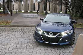 nissan maxima remote start 2016 nissan maxima sr u2013 off to a strong start automobile magazine