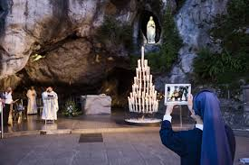 The Holy Land An Armchair Pilgrimage Full Of Grace A Pilgrimage To The Holy Waters Of Lourdes France