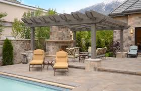 Backyard Pergola Design Ideas Pergola Design Awesome Pergola Over Deck Ideas Garden Pagoda