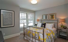 Gray And Yellow Bedroom Designs 15 Visually Pleasant Yellow And Grey Bedroom Designs Home Design