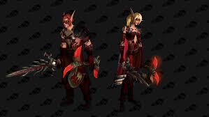 five stunning transmog for your new demon hunter