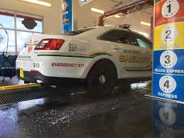 Car Wash In Port Charlotte Fl North Naples Car Wash Offers Free Service To Police