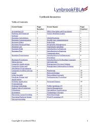 textbook resources document by lhs fbla issuu