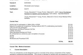Medical Student Resume Sample by Resume Samples Resume Samples Database Medical Assistant Extern