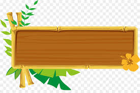 cuisine clipart cuisine of hawaii luau clip bamboo border png 1386