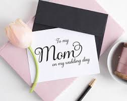 to my card to my on my wedding day card wedding gift to