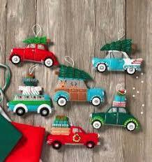 bucilla christmas bucilla felt christmas ornament kits supply craft