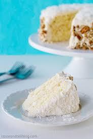 italian cream cake virtual baby shower taste and tell