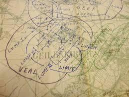 secret map operation clipper map top secret