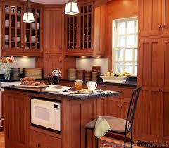 Craftsman Kitchen Cabinets 125 Best Kitchens Images On Pinterest Craftsman Interior