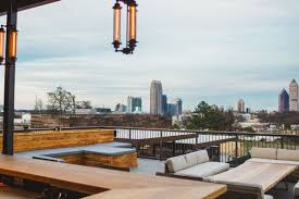 rooftop patio o ku sushi s rooftop patio opens with its own menu eater atlanta