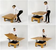 Expandable Coffee Table Expandable Coffee Table To Dining Table Busca Dores