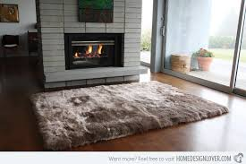Sheepskin Area Rugs Sheepskin Area Rugs Modern Area Rugs On Home Goods Rugs With Trend