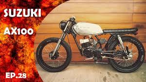 suzuki samurai motorcycle motorcycle suzuki ax 100 suzuki street motorbike cafe racer