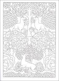 nouveau designs coloring book 031696 details rainbow