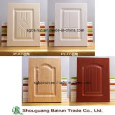 Mdf Kitchen Cabinet Doors China Furniture Parts Pvc Film Mdf Kitchen Cabinet Door China