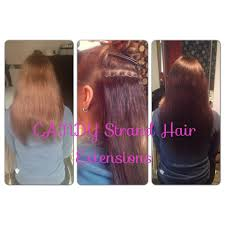 la weave hair extensions la weave method candy strand hair extensions doncaster