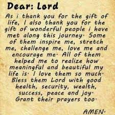 thank you lord quotes like success