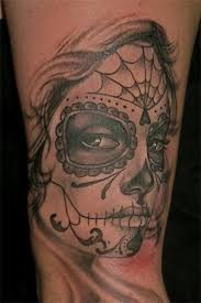 35 best aztec death skull tattoos images on pinterest death