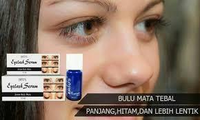 Serum Pemanjang Bulu Mata erto s eyelash serum bulu mata panjang dalam 21 hari